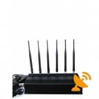 Cell Phone Jammer + 315MHz/433MHz RF Jammer