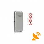 Cellphone Style Mini GPS + Cellphone Signal Jammer 10 Metres